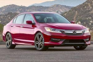 2016 Honda Accord Review Ratings Edmunds