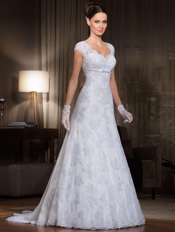Vestidos de noiva - Coleção Passion - Nova Noiva | Dress | Pinterest ...