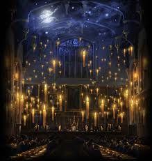 hogwarts candlelight banquet - Google Search