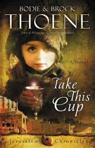 take this cup - the story of a small boy who traveled from his home in the far country to Jerusalem to take the cup of Joseph to Jesus, ultimately for the last supper