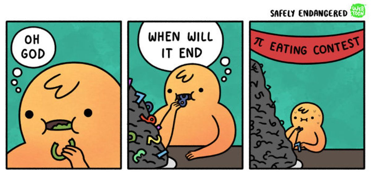 These Dark And Absurd Comics That Will Have You Laughing And