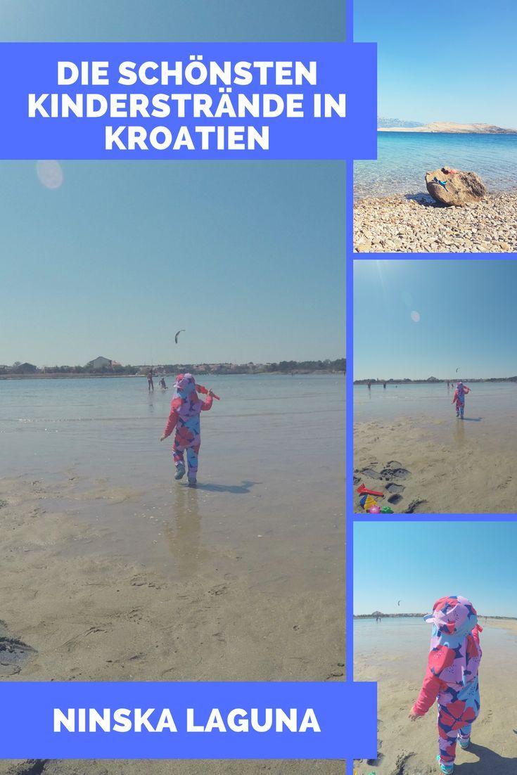Strandurlaub in Kroatien mit Kleinkind die schönsten