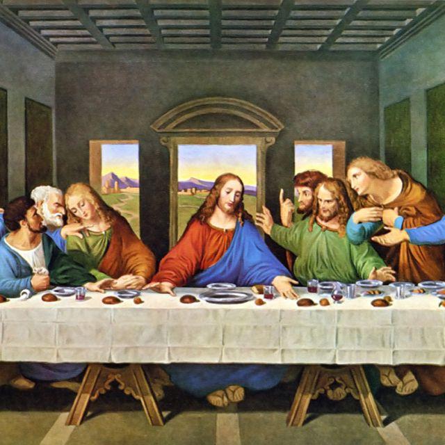 The Last Supper Leonardo Davinci Soelaas Pinterest Milaan En