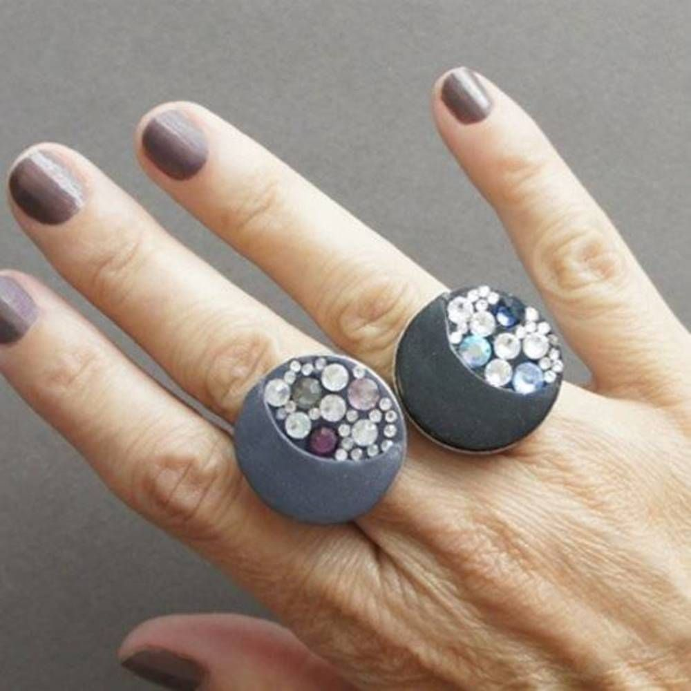 15 Jewelry Pieces You Can Make Out of Clay Polymer clay