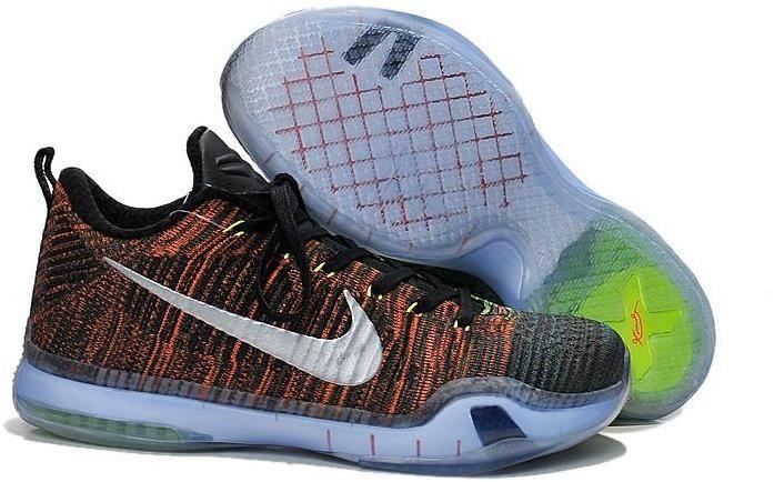 Nike Kobe 10 Elite Low HTM Racecar