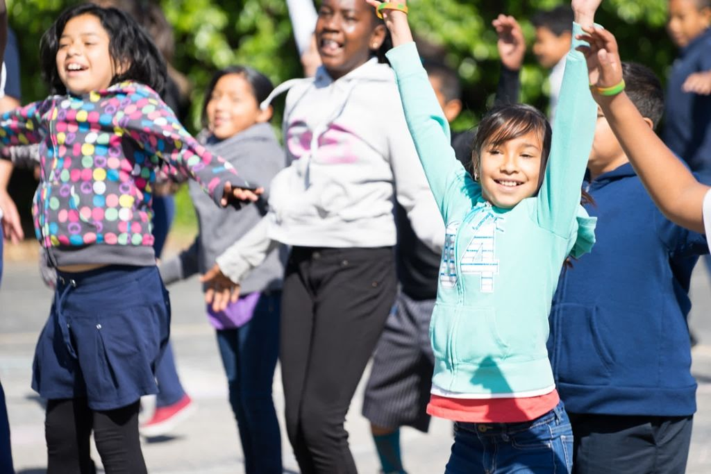 The last week of April is Every Kid Health Week, an