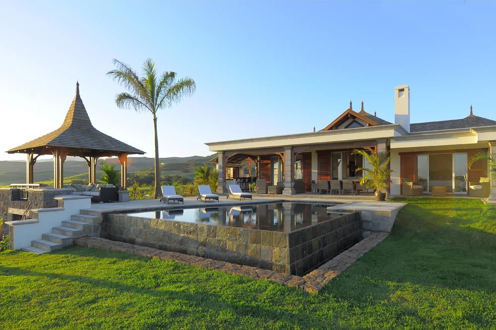 Best Mansions In The World Mauritius One Of The