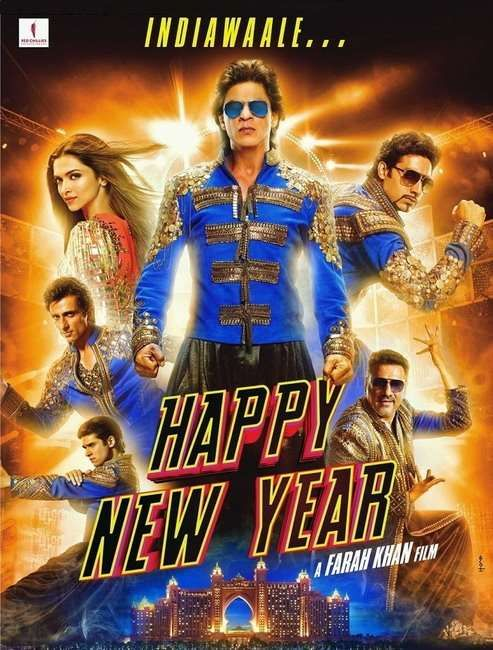Happy New Year (2014) 1080p HD Official Trailer | Happy ...