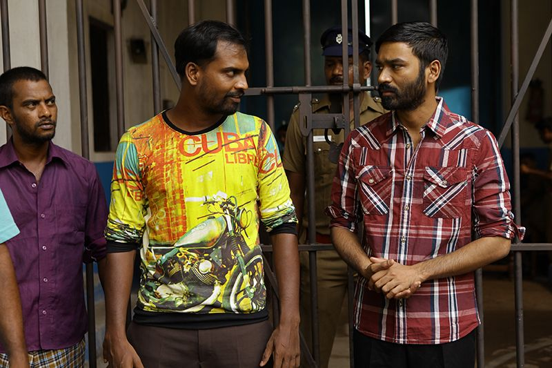 Actor Pavel Navageethan Talk about Vada Chennai Movie
