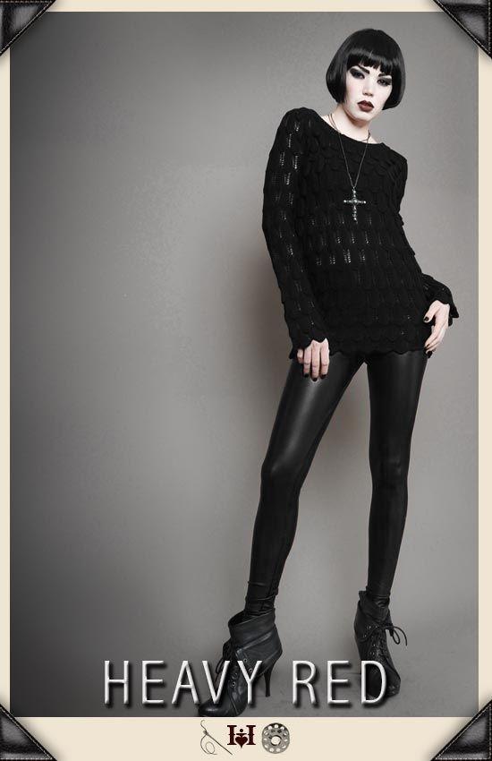 alkuun tuotemerkkejä parhaat hyvä ulos x Raven's Black Tunic Sweater | My style. in 2019 | Gothic ...