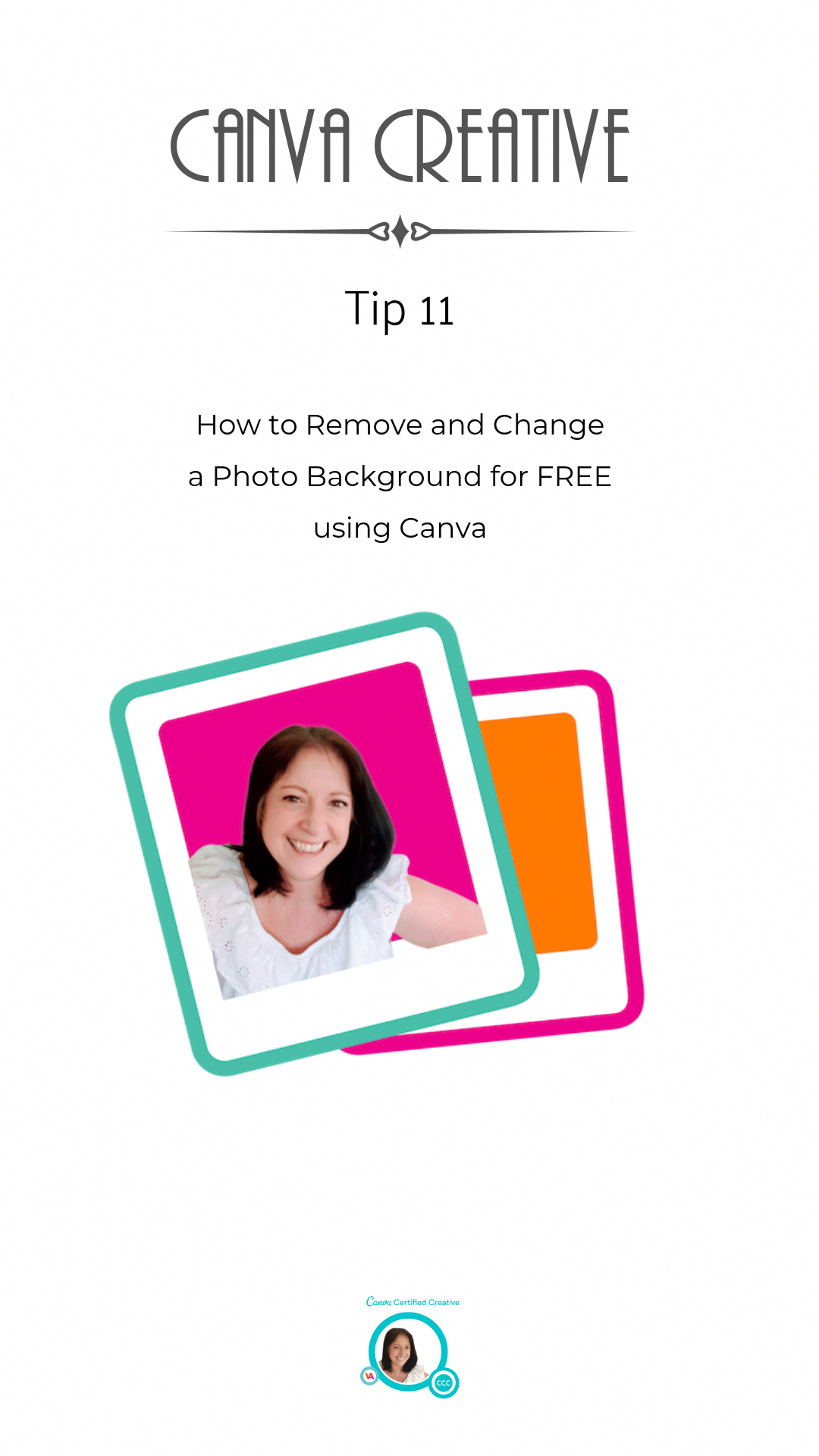 Remove a photo background for FREE, without or a