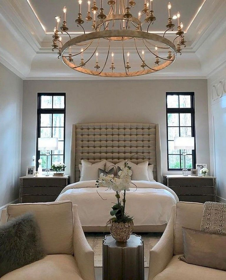 50 Comfy Gorgeous Master Bedroom Design Ideas Luxurious Bedrooms Master Bedroom Interior Sophisticated Bedroom