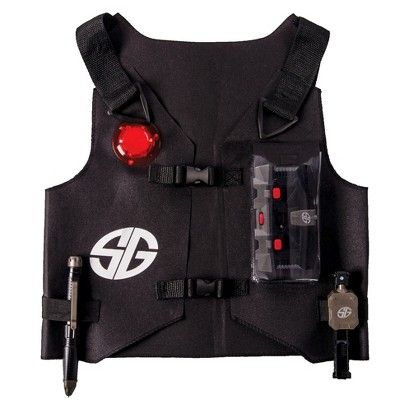 Specially designed for carrying Spy Gear. Adjustable