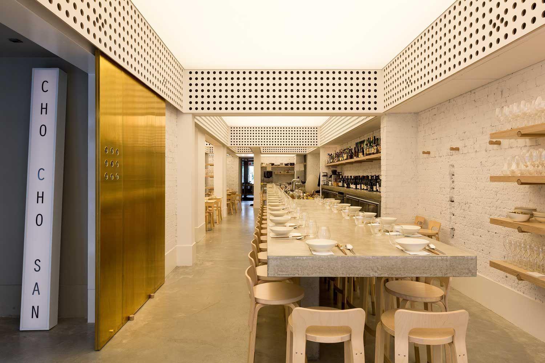 2014 Eat Drink Design Awards Sydney Restaurants and Contemporary