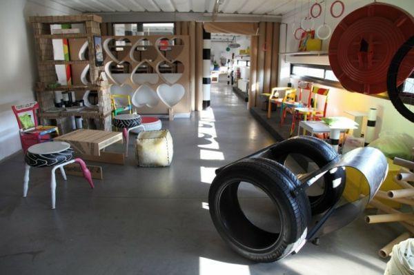 100 DIY Möbel aus Autoreifen - Altreifen Recycling | Diy ...
