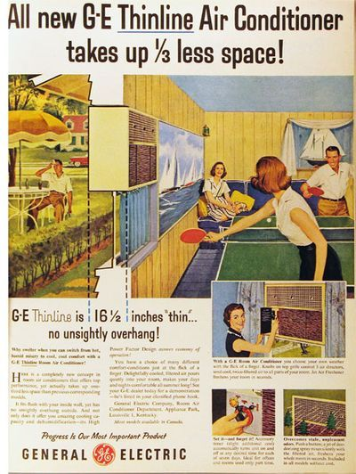 GE made THINLINE air conditioner why don't they still make