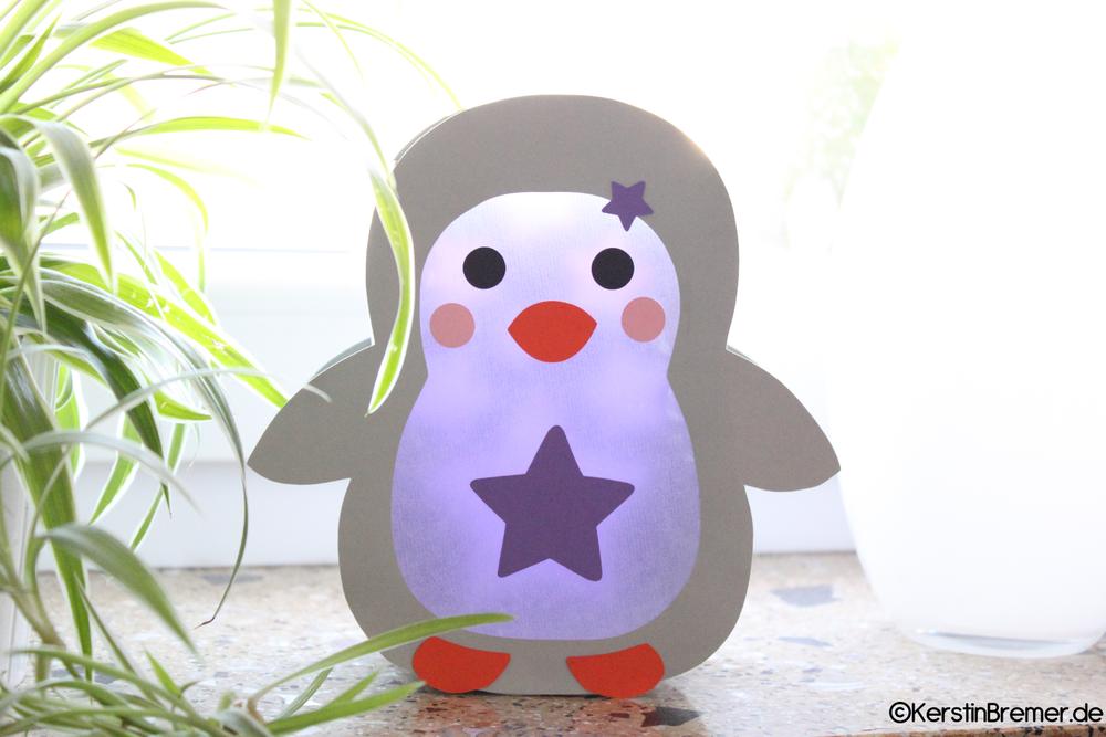 Ebook Bastelanleitung Pinguin Sterne Laterne Laterne Basteln Vorlagen Kinderleichte Laternen Basteln Laternen Basteln
