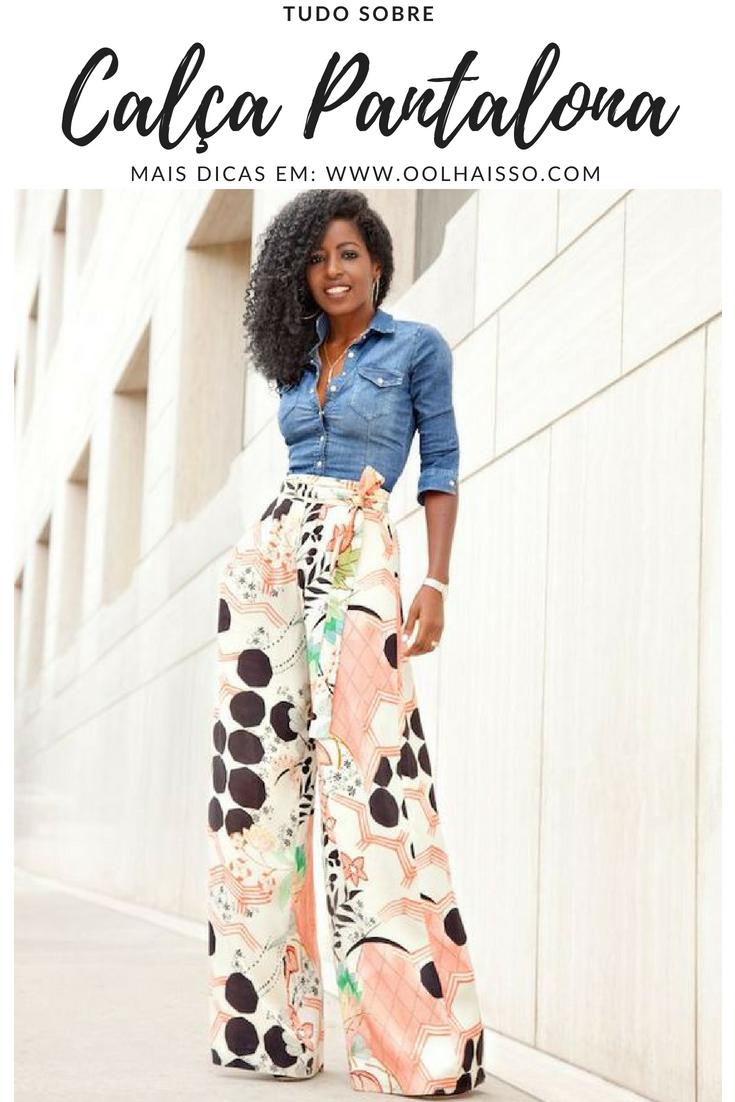 Como usar calça pantalona: veja 10 opções de look do