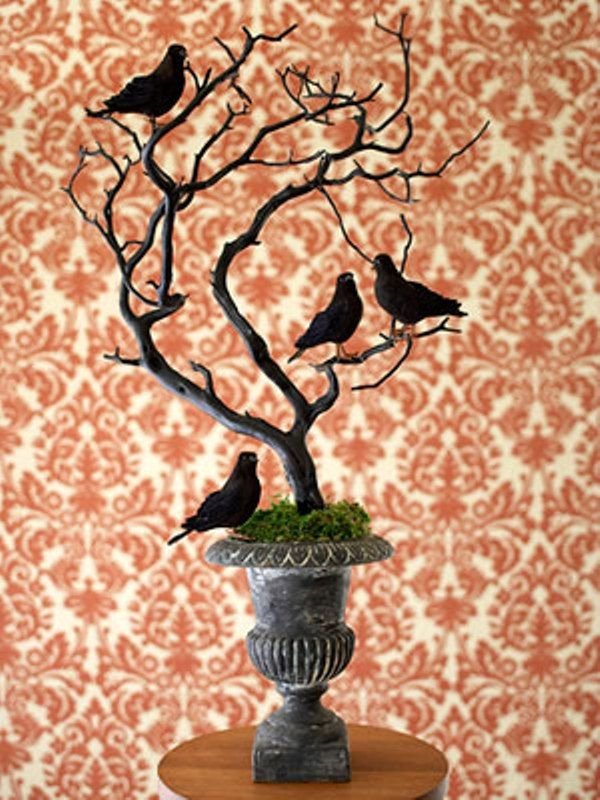 25 Spooky Creepy Indoor Halloween Decorating 12 \u2013 Home Furniture