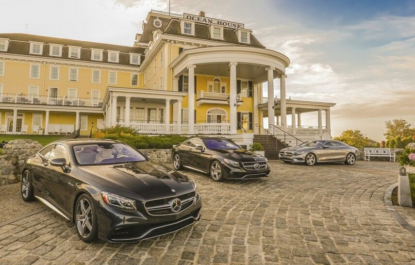 Luxury Mansions Benz S Class Mercedes Mercedes Benz