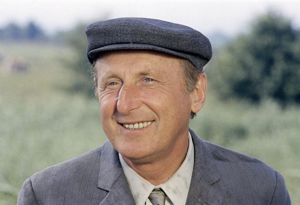 Bourvil - actor