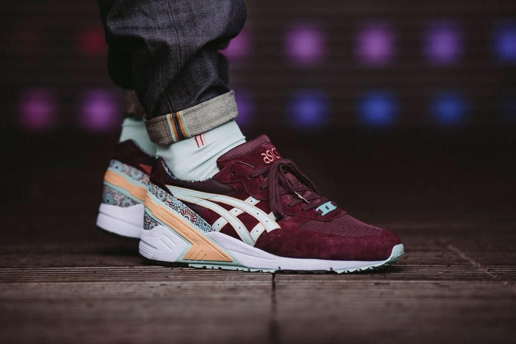 Asics Gel Sight x Overkill 'Desert Rose' post image