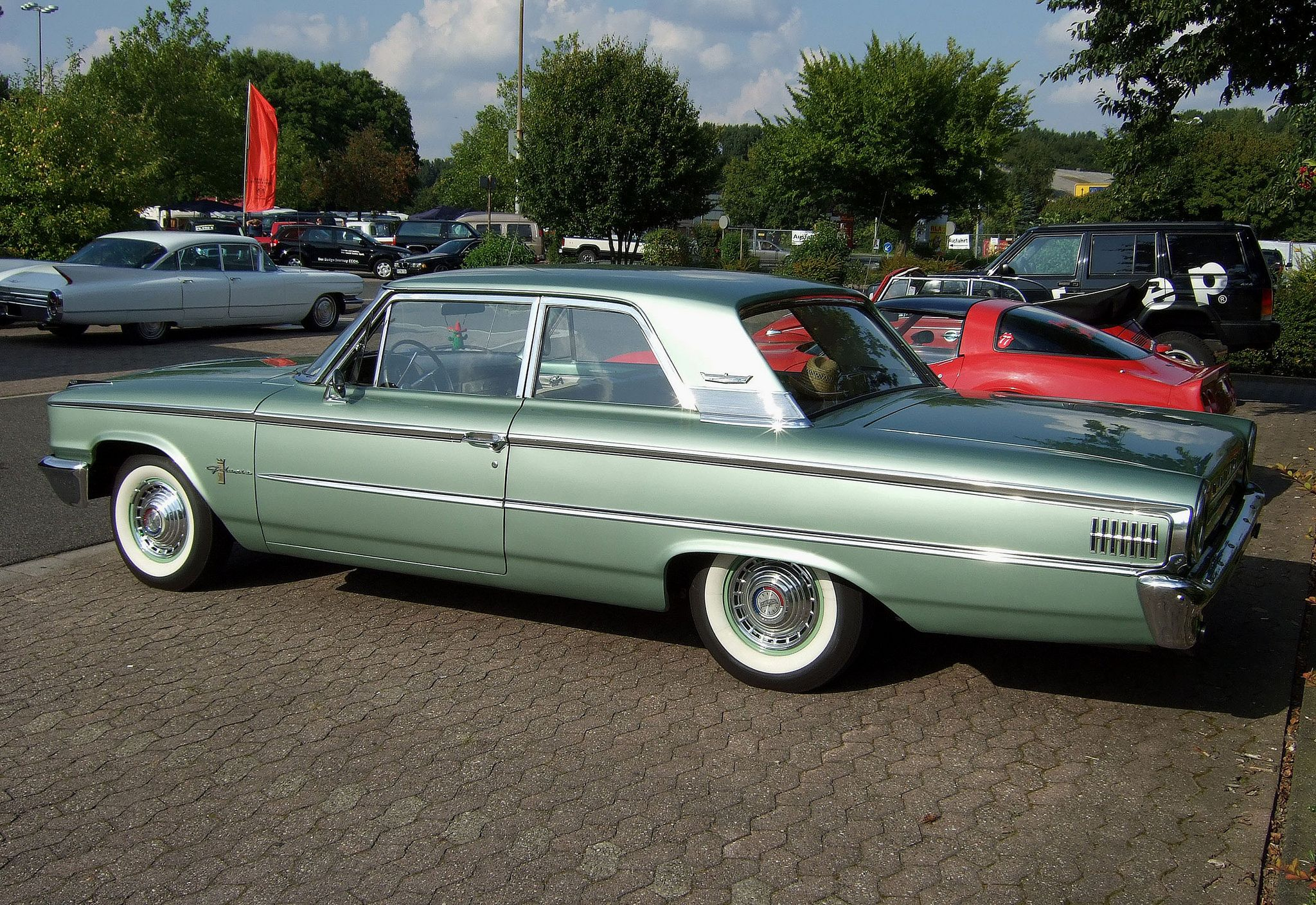 1963 Ford Galaxie 500 2 Door Sedan Ford Galaxie 500 Ford Galaxie Galaxie 500