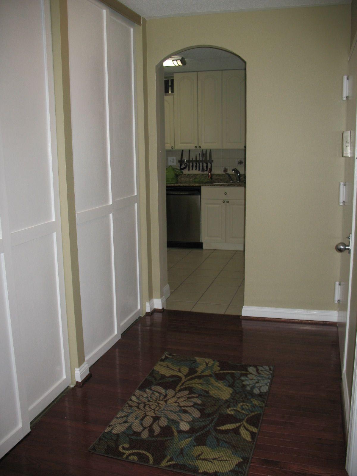 25 Diy Wall Projects Sliding Closet Doors Room Divider Doors