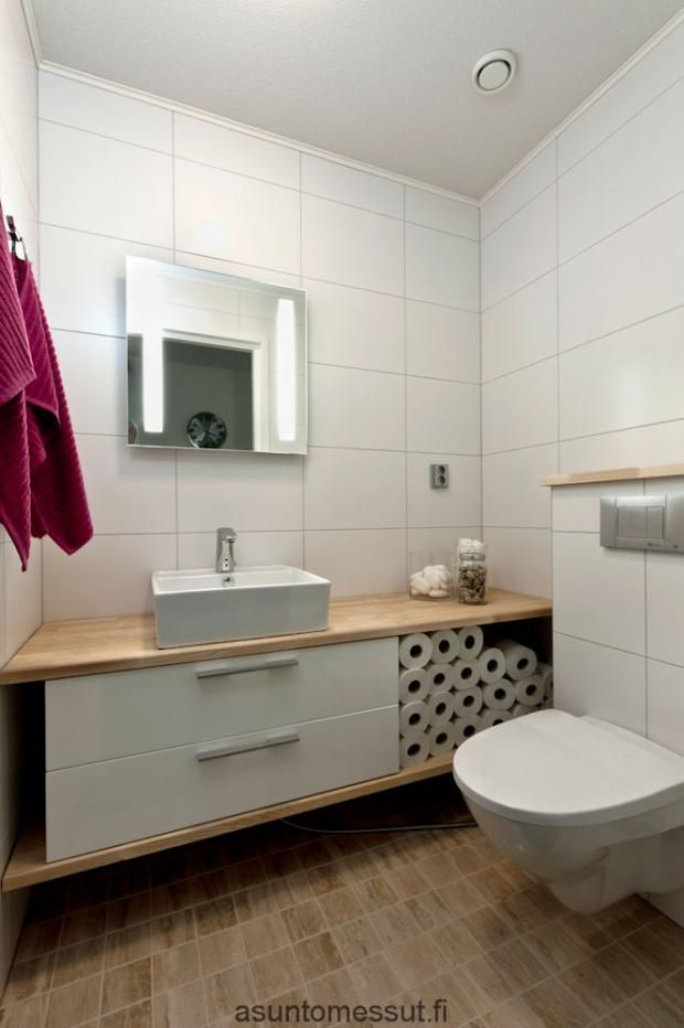 Kastelli Plazia 169 - WC   Asuntomessut