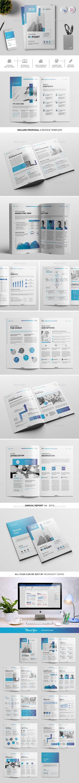 The Annual Report 18 Pages   Nuevas y Estilo