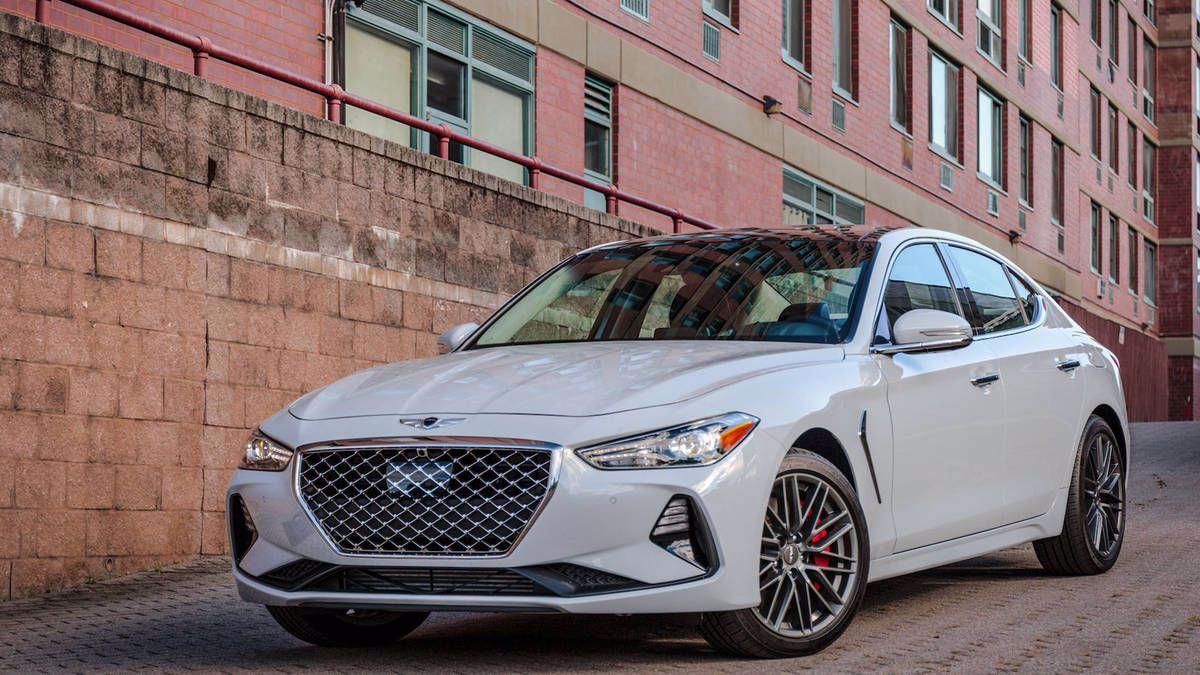 2019 Genesis G70 Review Everything You Need To Know Vwxl1interior In 2020 Volkswagen Genesis Automotive Sales