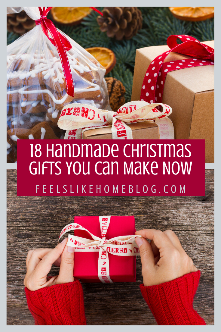 Easy Diy Handmade Christmas Gifts For Friends Or Family These Unique And Beauti Handmade Christmas Gifts Christmas Gift You Can Make Trending Christmas Gifts
