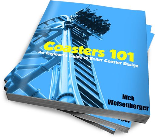 The Ultimate Guide To Roller Coaster Design And Engineering Coaster Design Roller Coaster Book Design