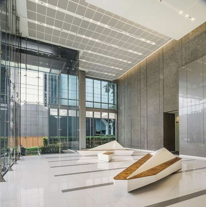 Lobbies, Architects And Interiors