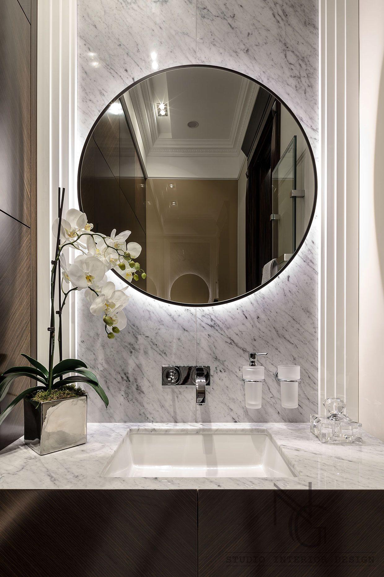 Modern Hotel Rooms Designs: Luxury Powder Room, Modern Powder Rooms