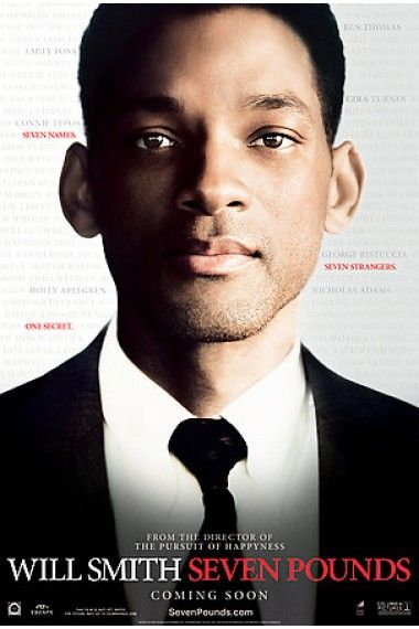 Seven Pounds Will Smith