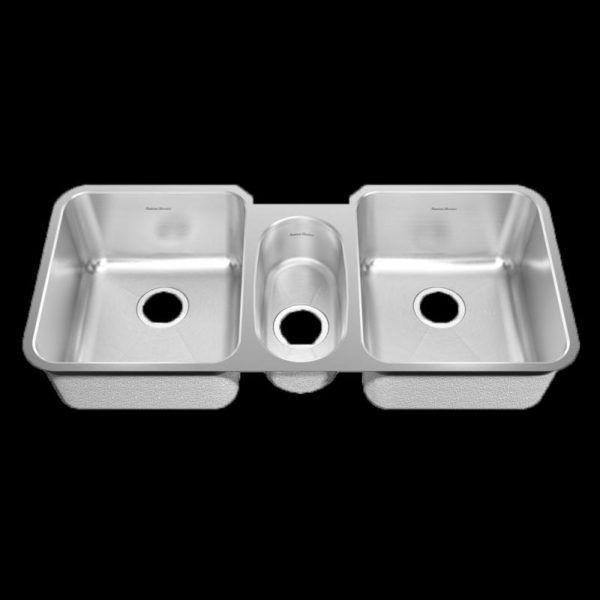 3 Bowl Kitchen Sink Undermount