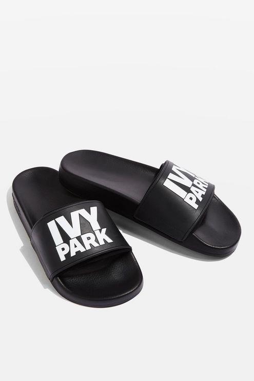 2adebde84df9 Logo Slider Shoes By Ivy Park