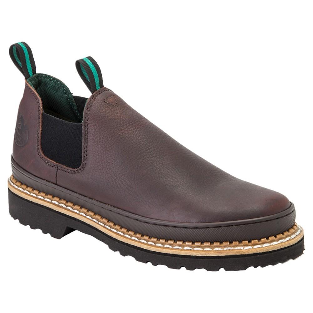 1c87b658edd9 Georgia Boot Men s Romeo Boots - Brown 17M