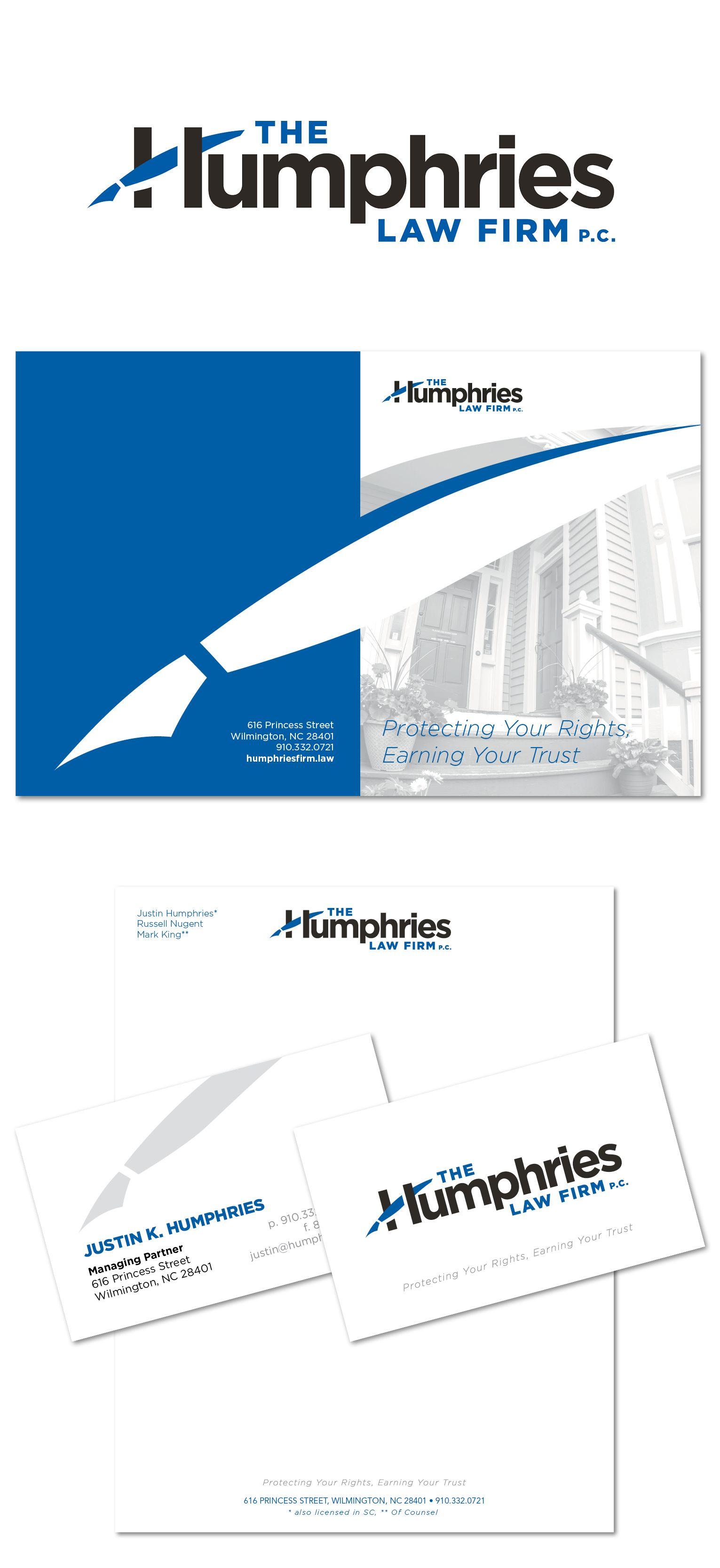 logo folder business cards letterhead branding