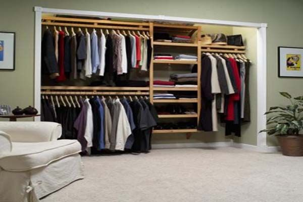How to Build a Closet Organizer Placing | DIY & Crafts that I love ...