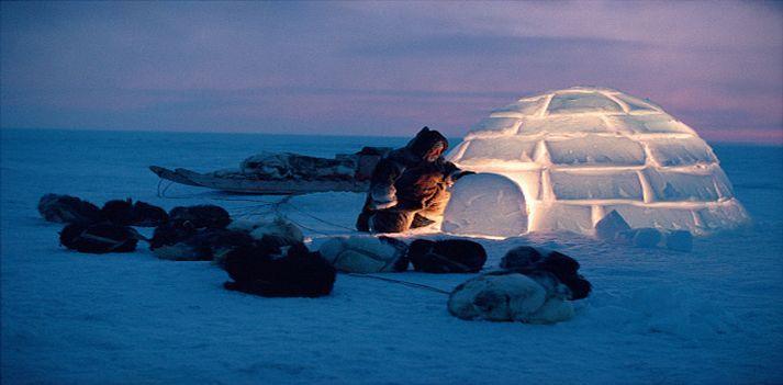 inuit igloo - Поиск в Google