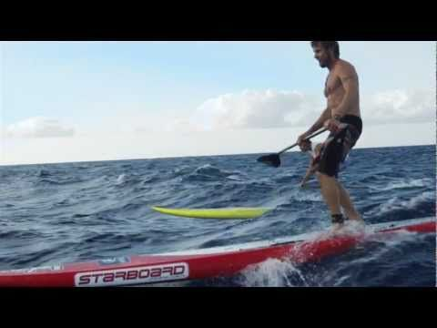 That First Glide The Stand Up Paddle Movie Trailer Standup Paddle Movie Trailers Adventure Girl
