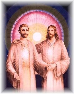 Sananda & Saint Germain are masters of all the cosmic divine color rays