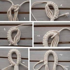 #Instructions #hanger #Homemade #Macrame #plant 25+ ›Homemade Macrame …   – makramee3