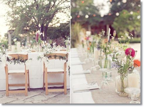 Svenska Blomsterbloggar: Klassisk midsommardukning - Midsummer Table