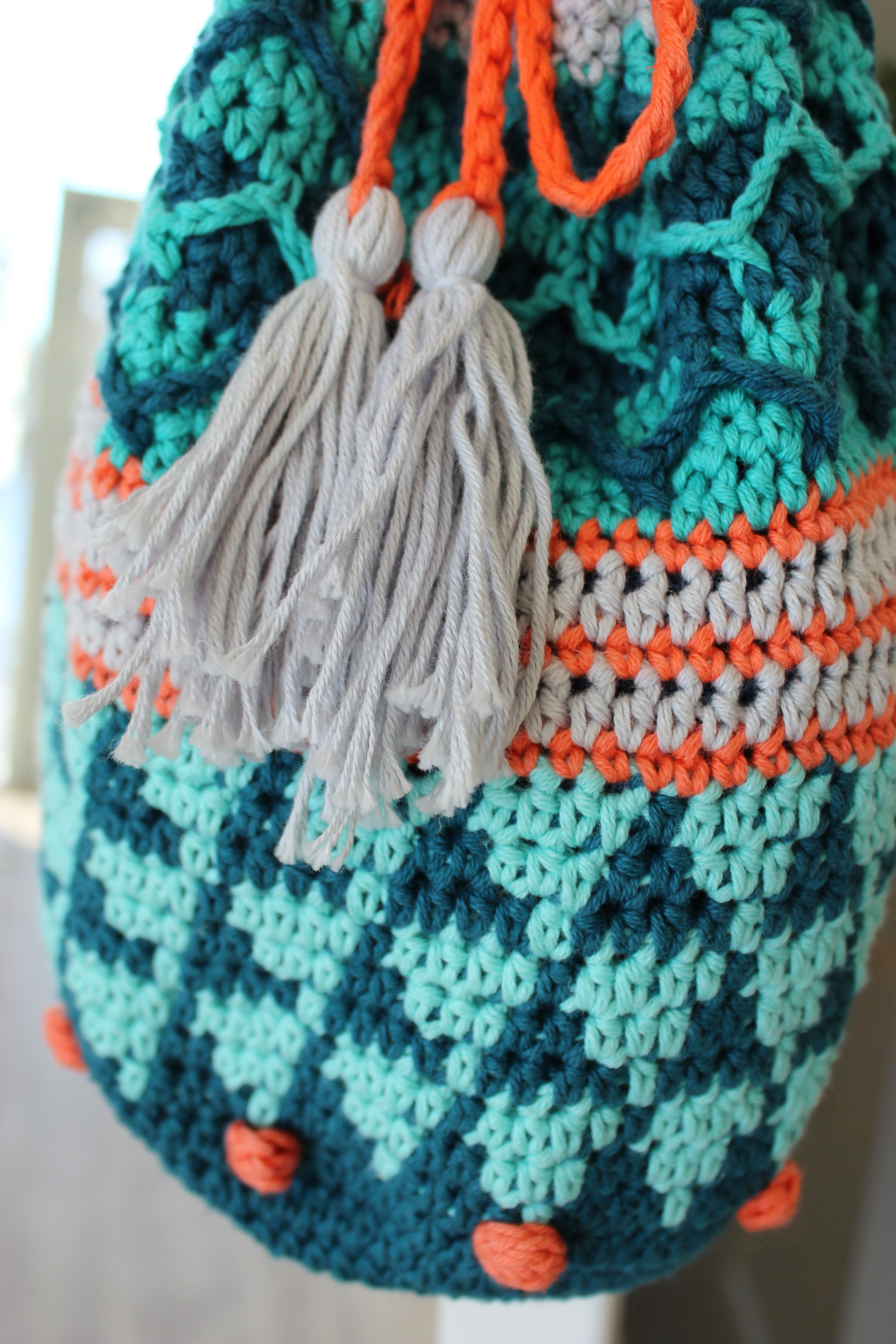 Häkelanleitung Für Tasche Shunan Diy Mode Handtaschen