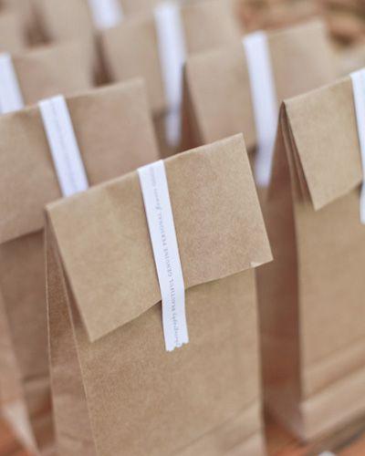 Love simple packaging ♥