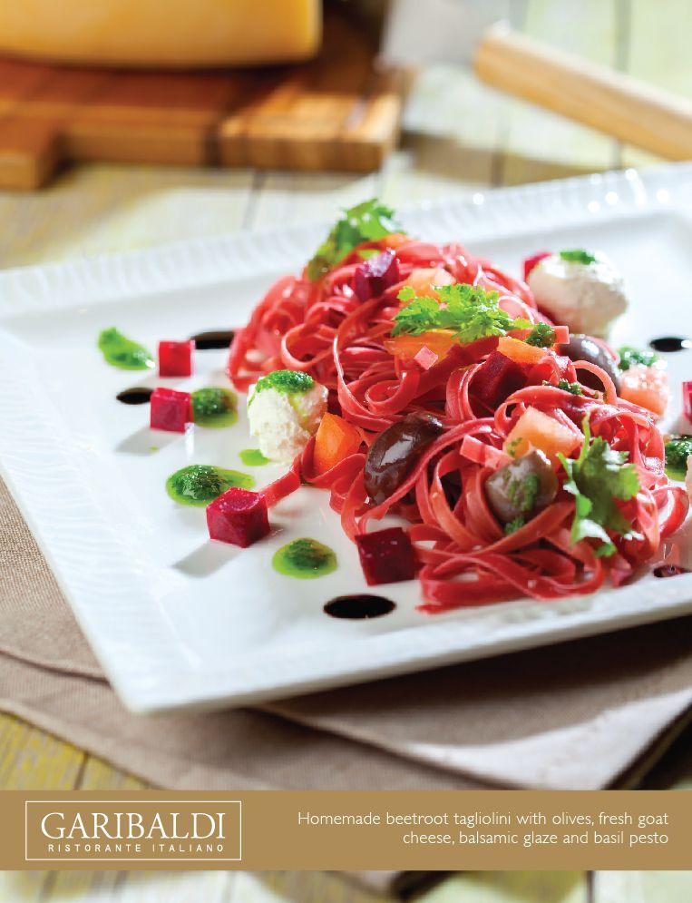 Garibaldi Italian Restaurant #WorldInclusiveDiningThatMakesYouSmile #KanikaHotelsCyprus #KanikaHotelsCulinaryInnovationProgram #KanikaChefs  #PeterGordon