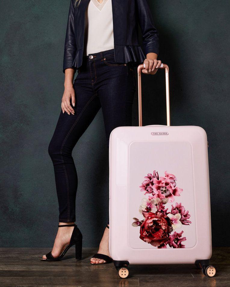 f4d592df9 Splendour medium suitcase - Pink